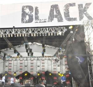 Black na Cena Music Festival